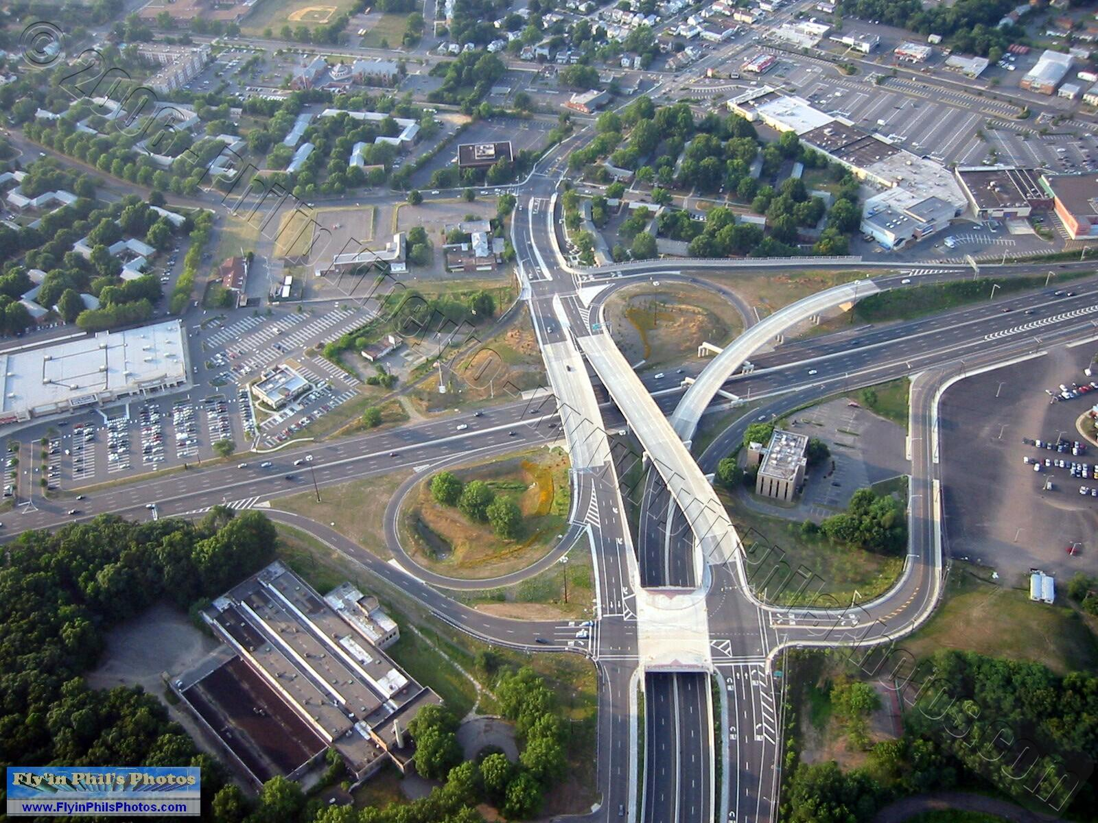 Fly In Phil S Photos Highways Interchanges Aerial