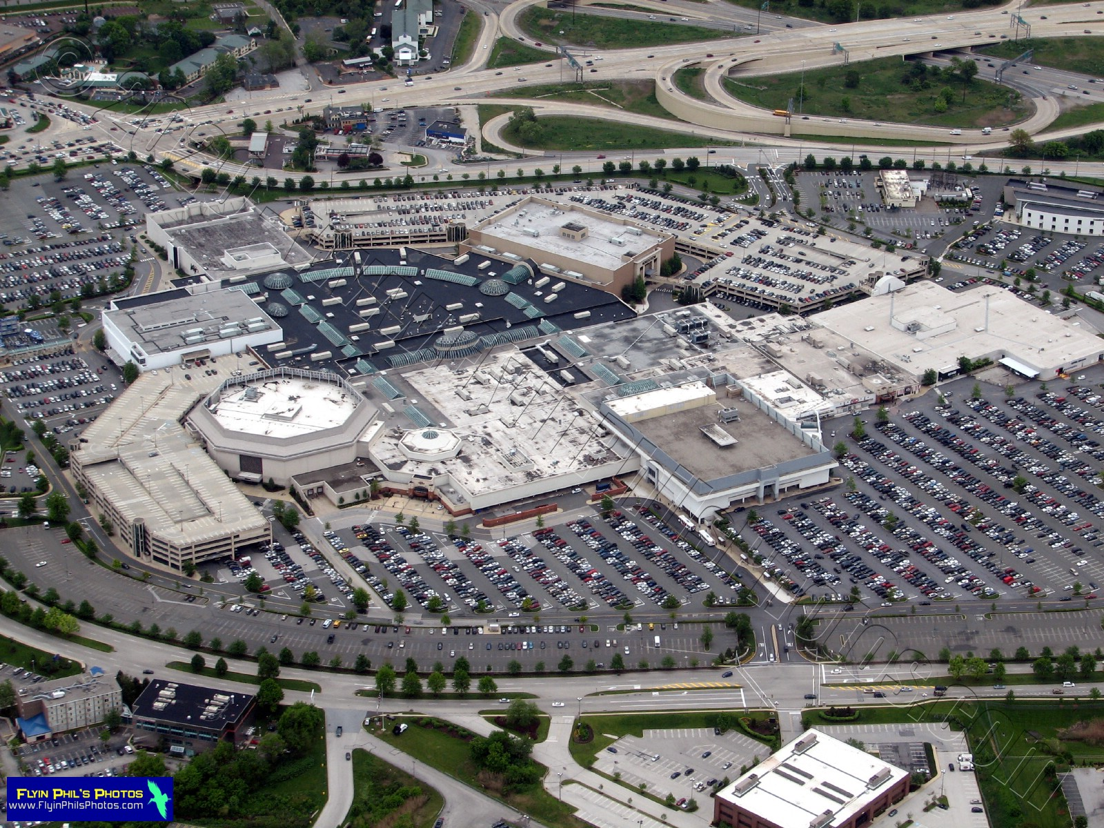 Fly'in Phil's Photos - Shopping Malls & Stores Aerial Photo SEARCH ...